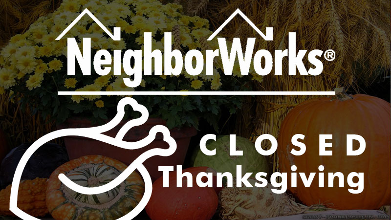 Closed for Thanksgiving | Neighborworks Blackhawk Region